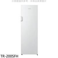 《可議價》大同【TR-200SFH】203公升直立式冷凍櫃