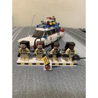 二手 LEGO 21108 捉鬼特攻隊 抓鬼車