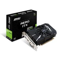 微星 GeForce GTX 1050 Ti AERO 4G OCV1顯示卡