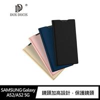 【愛瘋潮】99免運  手機殼 DUX DUCIS SAMSUNG Galaxy A52/A52 5G SKIN Pro 皮套 可插卡 可站立 手機殼