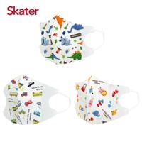 Skater 兒童用醫療口罩4歲以上專用(10入/包) 幼童用醫療口罩1-3歲專用(5入/包) CNS14774