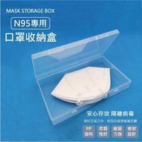 N95立體式專用口罩收納盒4入組(N95立體式專用口罩收納盒)
