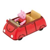 【TOMICA】Dream TOMICA 騎乘系列 佩佩豬(小汽車)