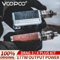 สำหรับ VOOPOO ลาก X Plus ชุด100W + ลาก3ชุด177W Pod ชุด Mod TPP DM1 DM2อิเล็กทรอนิกส์ DRAG3/X/XPLUS MAX No 18650แบตเตอรี่