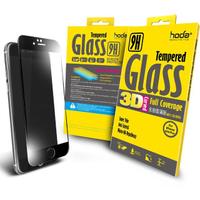 【hoda】iPhone 6/6s Plus 5.5吋 3D全曲面滿版玻璃保護貼(黑色)