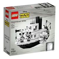 現貨 樂高 LEGO 21317 米奇 汽船威利號  IDEA'S 系列 現貨 Steamboat Willie 現貨