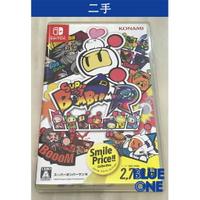二手 超級轟炸超人R 中文版 Nintendo Switch 二手遊戲片 交換 二手遊戲收購 二手switch