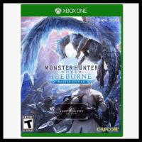 【官方序號】 英日文版 XBOX ONE SERIES S X 魔物獵人 世界 冰原 刷卡 超繳   怪物獵人 MHW