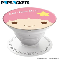 【PopSockets 泡泡騷】美國 No.1 時尚手機支架-雙子星-經典LALA