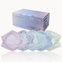 一心一罩 成人醫用口罩(30入/盒)~PANTONE系列(冷色) 易廷醫用口罩