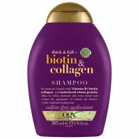 OGX Thick & Full+ Biotin & Collagen Shampoo 385ml