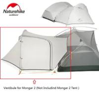 Naturehike เต็นท์ห้องโถงสำหรับ Mongar 2 (Includind Mongar 2เต็นท์) NH17T007-Z