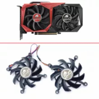 Original 85MM For Colorful GeForce RTX 2060 SUPER GTX1660 SUPER 1660Ti Cooling Fans GeForce GPU GTX 1650 SUPER Video Card Fans