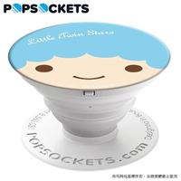 【PopSockets 泡泡騷】美國 No.1 時尚手機支架-雙子星-經典KIKI