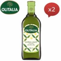 【Olitalia奧利塔】精緻橄欖油(1000mlx2瓶)
