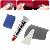 15g Car Body Putty Kit Dents Filler Level Up Painting Pen Scratch Tool Set