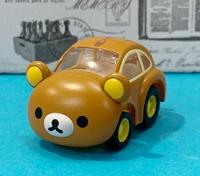 【震撼精品百貨】Rilakkuma San-X 拉拉熊懶懶熊~TOMICA 阿Q迴力車-拉拉熊#81763