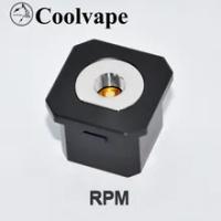 Coolvape 510อะแดปเตอร์สำหรับVOOPOO VINCI / VINCI X RPM RDA RTA RDTAด้ายสแตนเลสABSเรซิ่นE-บุหรี่ด้าย