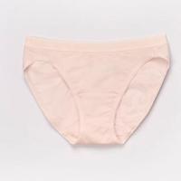 【華歌爾】新伴蒂內褲M-LL超低腰三角款(淺粉紅)