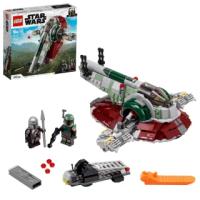 【LEGO 樂高】星際大戰系列 75312 Boba Fett's Starship(星戰 曼達洛人)