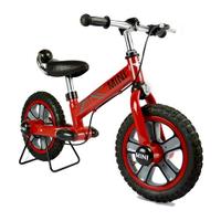 【淘氣寶寶*展示出清*不含腳架】英國授權 Mini Cooper兒童滑步平衡車12吋(紅)