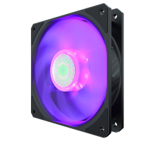 Cooler Master/酷冷至尊 漩渦SF120 RGB 12CM PMW溫控風扇 zBqQ