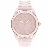 【COACH】優雅質感陶瓷腕錶-38mm/粉(14503772)