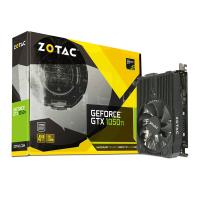 Zotac 索泰 GeForce GTX 1050 Ti Mini 顯示卡 宇星科技