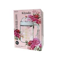 【生活King】KIYODO花樣玻璃油壺(500ml)