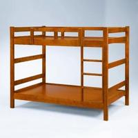 【AS】萊特3.5尺單人加大雙層床-112x202x160cm(兩色可選)