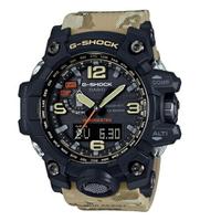 刷卡滿3千回饋5%點數|CASIO G-SHOCK 軍事帥氣風格運動電波腕錶/GWG-1000DC-1A5