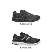 【NEW BALANCE】NB_運動跑鞋_男鞋_黑色_M680LK7-4E楦_W680LK7-D楦(680_透氣_寬楦)