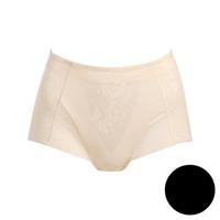 【Wacoal 華歌爾】BABY HIP 64-76 低腰短管修飾褲(黑)