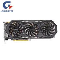 GIGABYTE GTX 970 4GB Video Card GDDR5 256 Bit GPU Graphics Cards for nVIDIA Geforce GTX970 4GB Map VGA Hdmi Dvi Cards PCI-E X16