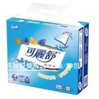 【衛生紙及老人尿布】可麗舒抽取式120抽/80包