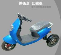 [樂天 綠色能源電動車] 捍衛者 改三輪電動車 電動自行車 鋰電池 電動車