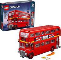 樂高 Lego 創領者倫敦巴士 │ Lego Creator Expert 10258London Bus ( 10258)