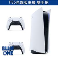 全新現貨 PS5 主機 雙手把 光碟版主機 保固一年