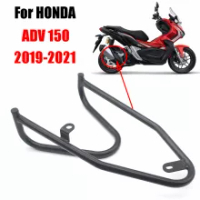 For Honda ADV 150 ADV150 2019 2020 2021 Motorcycle Accessories Exhaust Muffler Pipe Guard Protector Bumper Crash Bar Protection