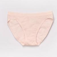 【Wacoal 華歌爾】新伴蒂內褲M-LL超低腰三角款(淺粉紅)