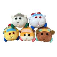 天竺鼠車車娃娃 EIKORETTO 天竺鼠車車 娃娃 一套五款販售 日本進口