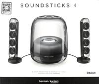 【eYe攝影】現貨 Harman Kardon SoundSticks 4 水晶喇叭 藍芽音箱 家庭劇院 電視 電腦音響