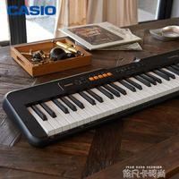 卡西歐電子琴CT-S100/S200/S30061鍵初學兒童成人入門教學數碼 樂樂百貨