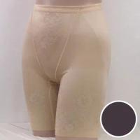 【Wacoal 華歌爾】babyHIP64-82 標準腰長管修飾褲NE1367UD(深咖啡)
