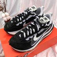 新款 sacai x Nike VaporWaffle 黑白 2020年版 運動鞋 慢跑鞋 CV1363-001 現貨