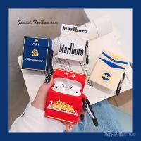Pro創意個性煙盒airpods保護套蘋果airpods2代無線藍牙耳機盒潮男