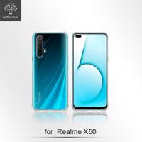 【Metal-Slim】Realme X50 5G(強化軍規防摔抗震手機殼)