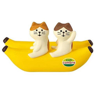 DECOLE Concombre Banana Boat Card Stand eslite誠品