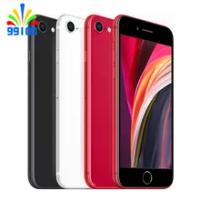 Used Original Apple iPhone SE2 SE 2020 Cellphone 4.7 Inch A13 3GB+ 64/128/256GB 12MP 4G-LTE Mobile Phone