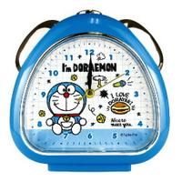 大賀屋 日貨  哆啦A夢 時鐘 鬧鐘 鬧鈴 造型時鐘 鐘 銅鑼燒 小叮噹 Doraemon 正版 授權 J00015515